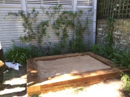 An Eco sleeper play pit for the kids